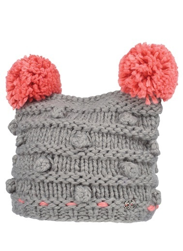 Nordbron Lily Beanie Şapka Gri